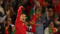 Memble di Juventus, Ronaldo Bakal Tetap Tokcer Bareng Portugal