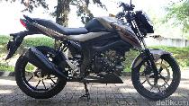 Lincah, Bandel dan Nyaman ala Suzuki GSX150 Bandit