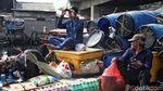 Geliat Aktivitas Kampung Nelayan Cilincing Pasca Lebaran