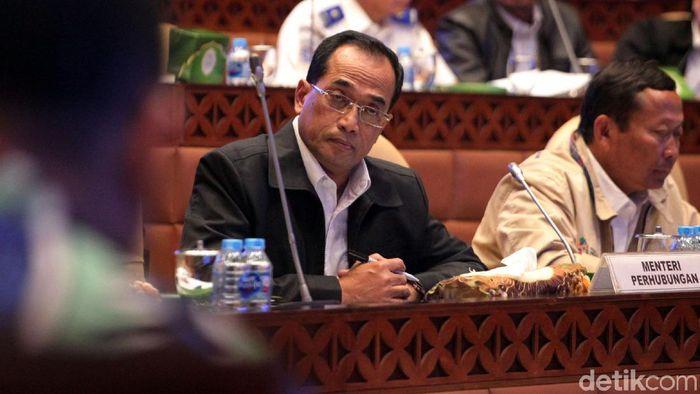 /Menteri Perhubungan Budi Karya SumadiFoto: Lamhot Aritonang