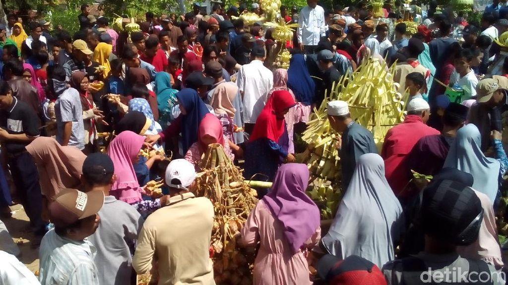 Hari Raya Ketupat, Objek Wisata di Kudus Kebanjiran Kunjungan