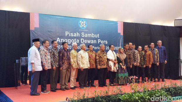 Jadi Ketua Dewan Pers 2019-2022, M Nuh: Media Harus Berdayakan Masyarakat