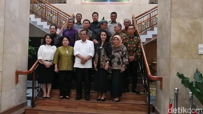 Pansel Temui Jaksa Agung Dorong Jaksa Potensial Daftar Capim KPK