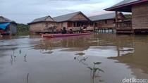 Banjir di Sidrap Meluas, Permukiman Terendam 2 Meter