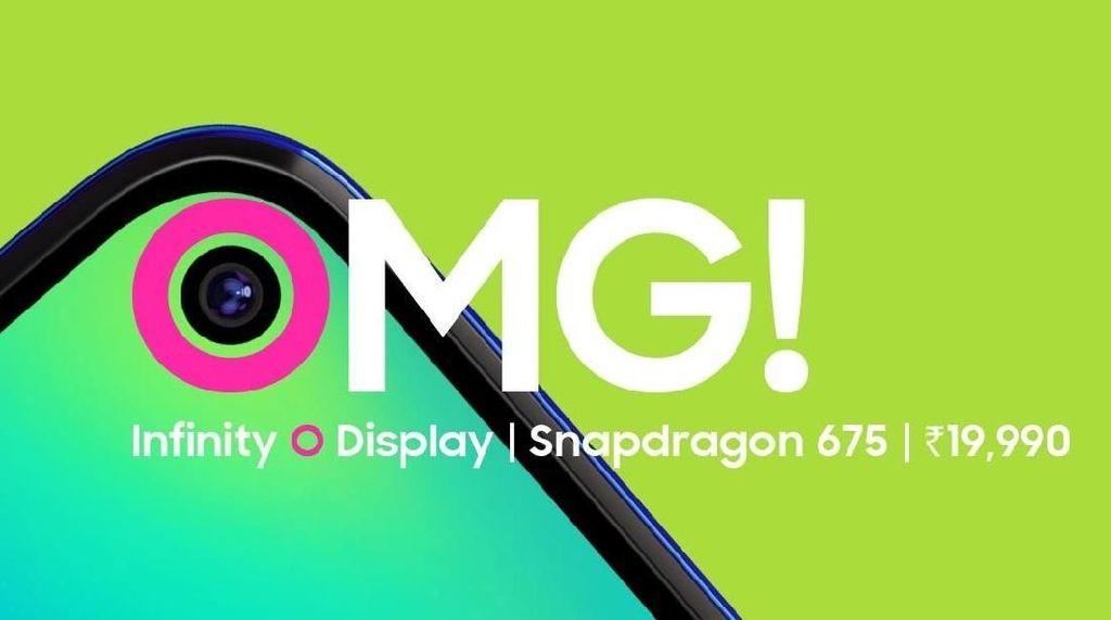 Galaxy M40 memiliki spek identik dengan Galaxy A60 yang sudah lebih dulu rilis dan sejauh ini memangbaruada di China. Galaxy M40 didugasebagai produk global dari GalaxyA60. (Foto: Samsung.com)