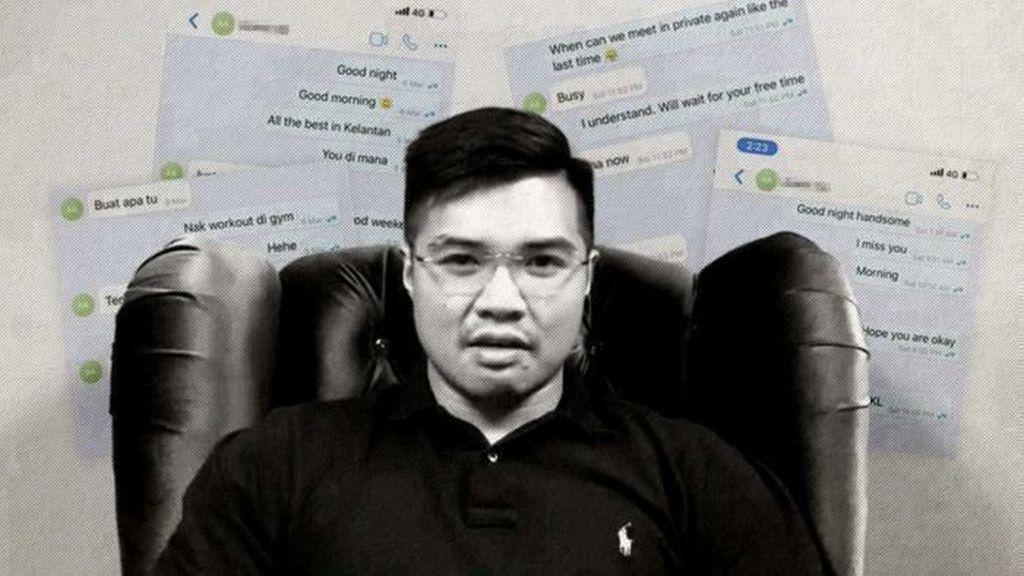 Beredar Video Diduga Menteri Malaysia Tidur dengan Pria Gay