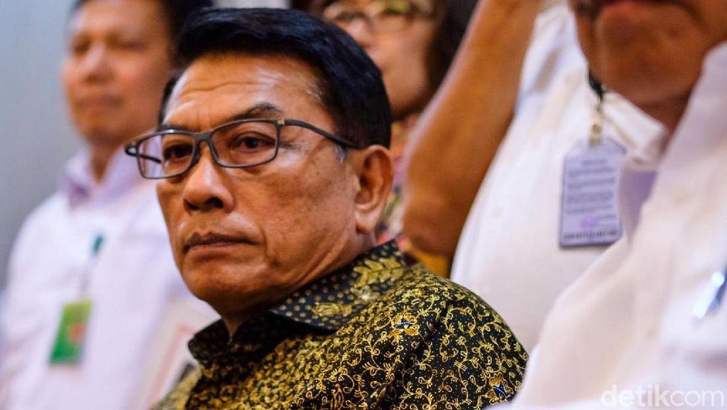 Tim Prabowo Tuding Jokowi Abuse of Power, Moeldoko Minta Fokus Sidang