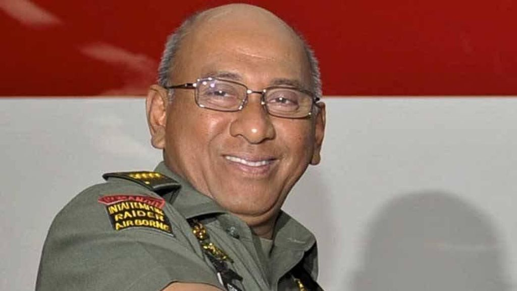 George Toisutta, Jenderal yang Pernah Ramaikan Bursa Ketum PSSI Tutup Usia