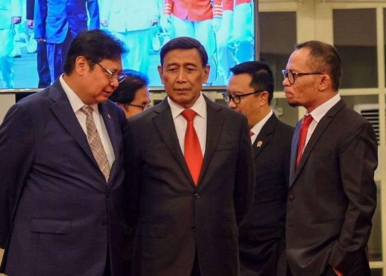 Wiranto soal Pengakuan Tersangka Kerusuhan 22 Mei: Bukan Karangan Kita