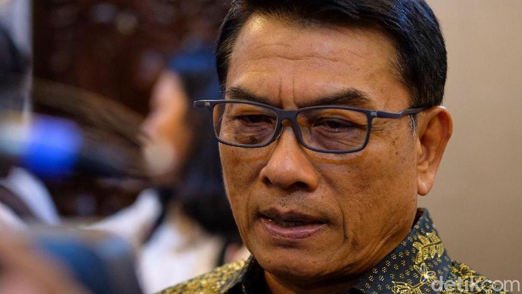 Moeldoko Minta Relawan Jokowi Tak ke MK Besok: Jangan Bikin Pusing