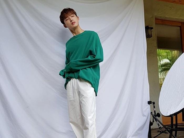 Kim Hanbin atau B.I IKON dari instagram.