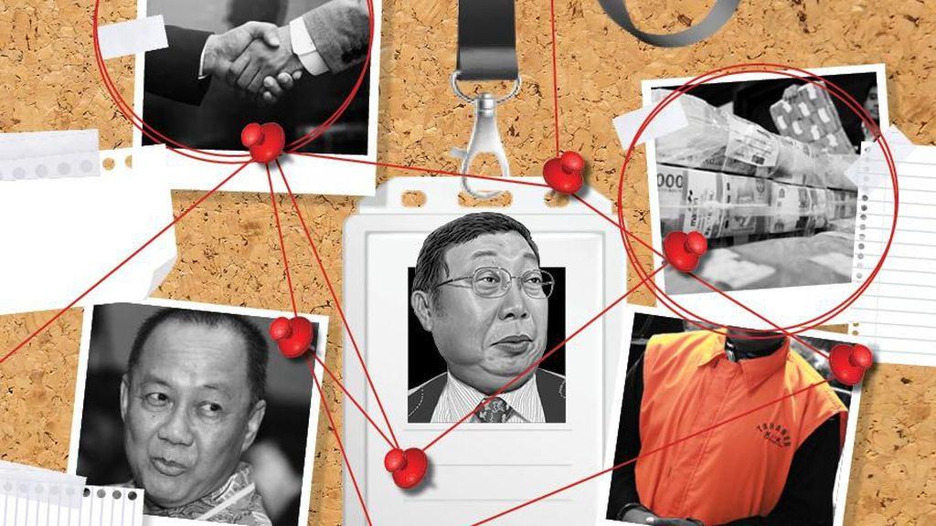 Sjamsul Nursalim: Dilepas di Era Megawati, Dijerat Kembali di Era Jokowi