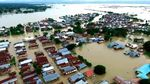 Kabupaten Wajo Sulteng Terendam Banjir Setinggi Dua Meter