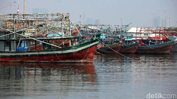 Kapal Ikan/Foto: Rengga Sancaya