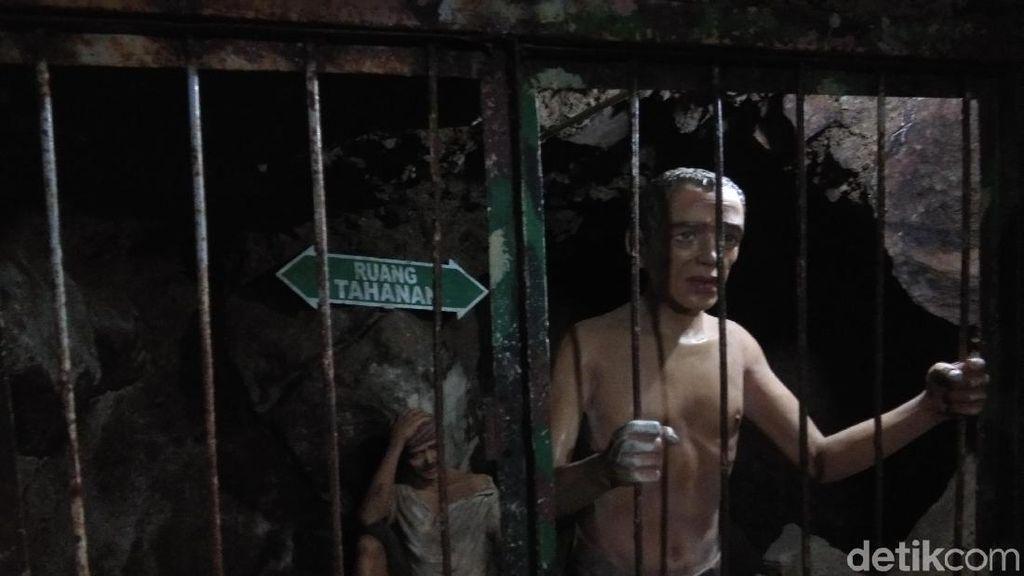 Ngerinya Ruang Pembantaian Romusha di Brebes