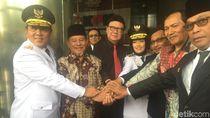 Temui KPK, 3 Gubernur-Wagub Baru Siap Jadi Agen Pemberantasan Korupsi