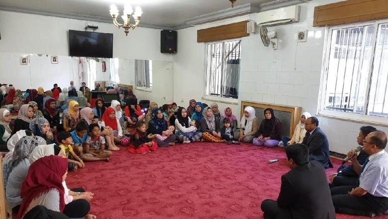 Pemerintah Pulangkan Pekerja Migran Lewat Amnesti Yordania
