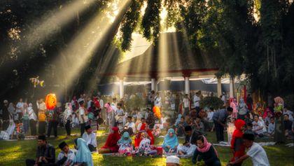 Sang Mentari Idul Fitri