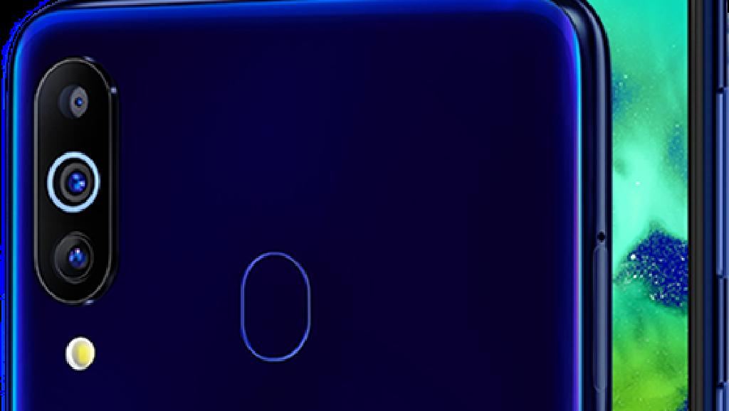 Wujud Galaxy M40, Ponsel Rp 4 Jutaan Anyar dari Samsung