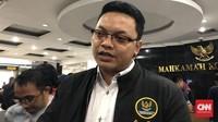 MK Tepis Kabar Hakim Dapat Ancaman Terkait Sengketa Pilpres