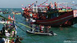 Tradisi Lomban Syawalan di Jepara Digelar Tanpa Pengunjung Tahun Ini