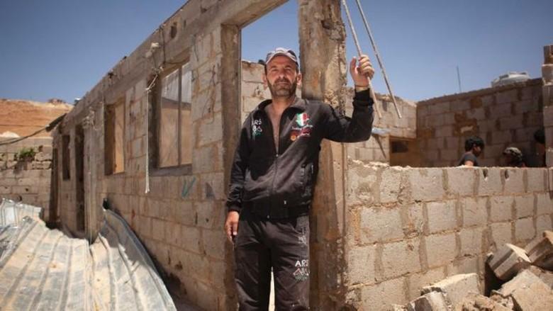 Lebanon Desak Pengungsi Suriah Tinggal di Tenda Plastik