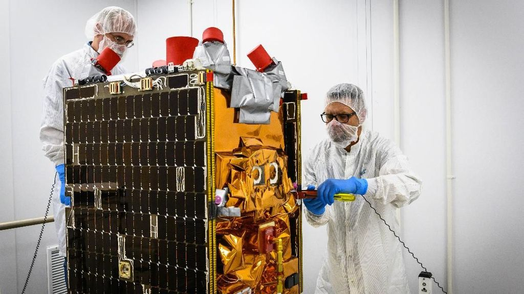 NASA Uji Coba Bahan Bakar Roket Ramah Lingkungan