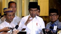 Belum Ada TGPF 22 Mei dalam Opsi Jokowi