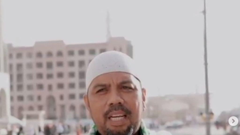 Pergi Umrah, Driver Ojol Makassar Ini Yakin Proses Tak Khianati Hasil