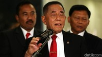 Bagi Ryamizard, hal terpenting adalah menjamin keamanan bangsa Indonesia. Jangan ada kerusuhan yang mengakibatkan korban.