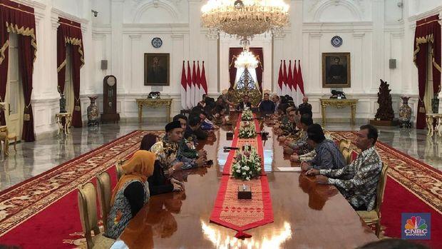 Titipan Pengusaha ke Jokowi: Pangkas Pajak Badan Jadi 17%