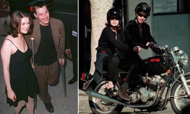 Keanu Reeves sempat dekat dengan beberapa aktris Hollywood.Dok. Ist