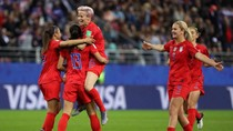 Timnas Wanita AS Bikin Rekor Piala Dunia Usai Lumat Thailand 13-0