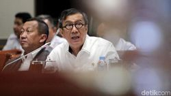 Menkum HAM Tolak Usulan KPK Tempatkan Koruptor di Nusakambangan