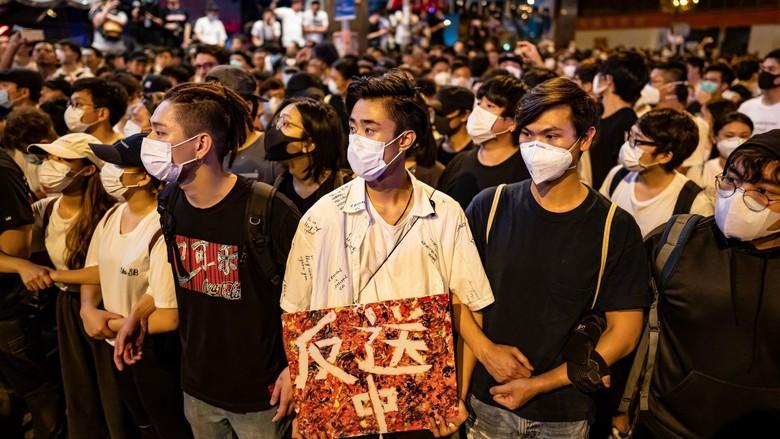 RUU Ekstradisi Hong Kong Diprotes, Akankah Demo Menghasilkan Perubahan?