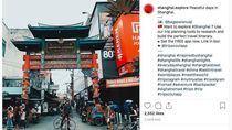 Viral di Instagram, Yogyakarta Dikira Shanghai