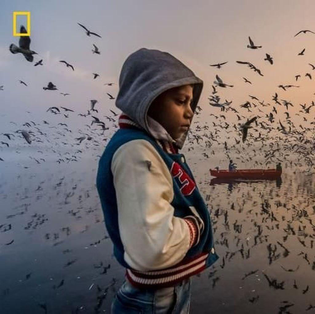 Foto-foto Traveling Terbaik 2019 dari National Geographic