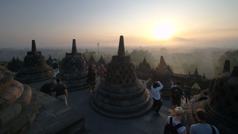 Angka Perdamaian Indonesia Meningkat, Perpecahan Hanya Terasa di Sosmed