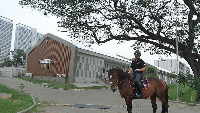 Jakarta Equestrian Park dikelola oleh Equinara bekerjasama dengan PT Pulo Mas (Istimewa)