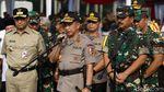 TNI-Polri Gelar Apel Pengamanan Jelang Sidang Gugatan Pilpres