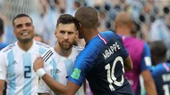 Mbappe Pemain Paling Bernilai di Dunia, Messi Peringkat Empat