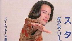 Keanu Reeves dan Julukan The Nice Man of Hollywood