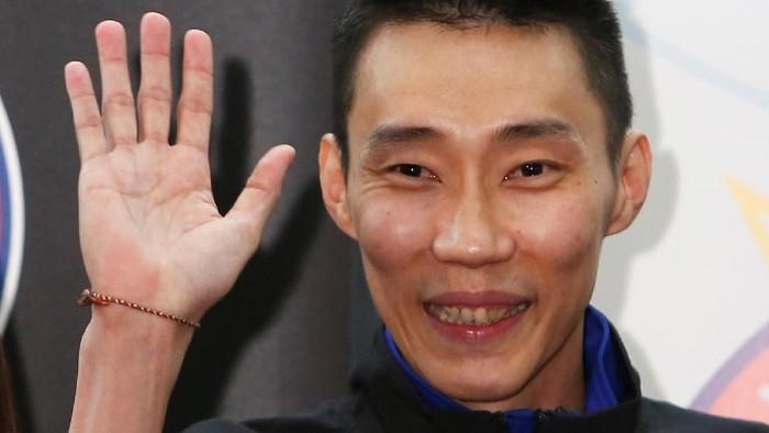 Lee Chong Wei didiagnosis kanker hidung. (Foto: Lai Seng Sin/Reuters)