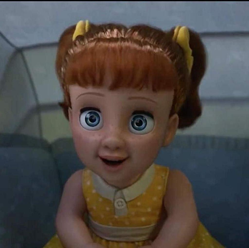 Toy Story 4 Bawa Gabby Gabby, Boneka Menyenangkan Tapi Mengancam