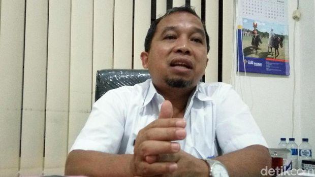 Sekretaris Dinas Pendidikan dan Kebudayaan Karanganyar Agus Haryanto.