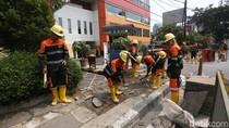Jalan Macet vs Trotoar Lebar di Cikini