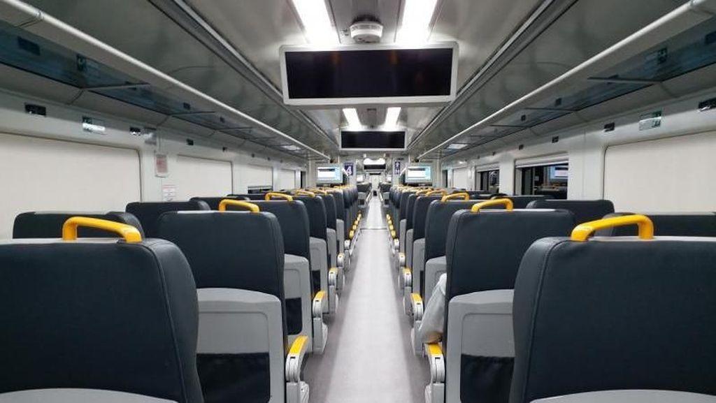 Naik Kereta Bandara ke Soekarno Hatta, Asyik Juga
