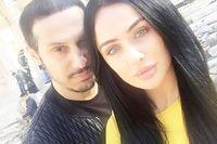 Tanja Djukic mengalami kekerasan fisik yang dilakukan oleh pacarnya