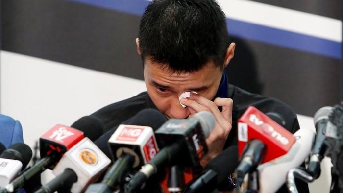 Pebulutangkis Malaysia, Lee Chong Wei, pensiun karena kanker hidung (Foto: Lai Seng Sin/Reuters)