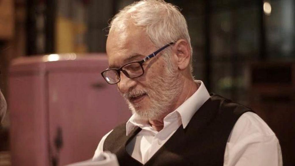 Aktor Robby Sugara Sesak Napas Sebelum Meninggal, Ini Penjelasan Dokter